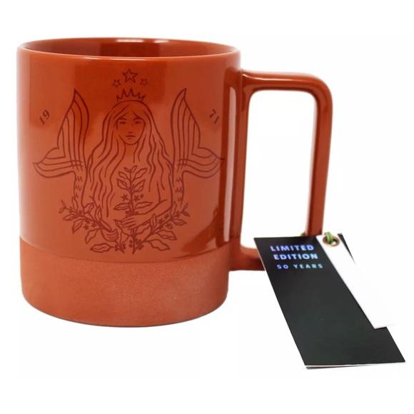 Starbucks 2021 50th anniversary Ltd.Edition mug